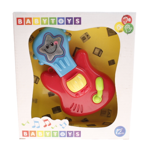 Baby Musical Instrument Assorted