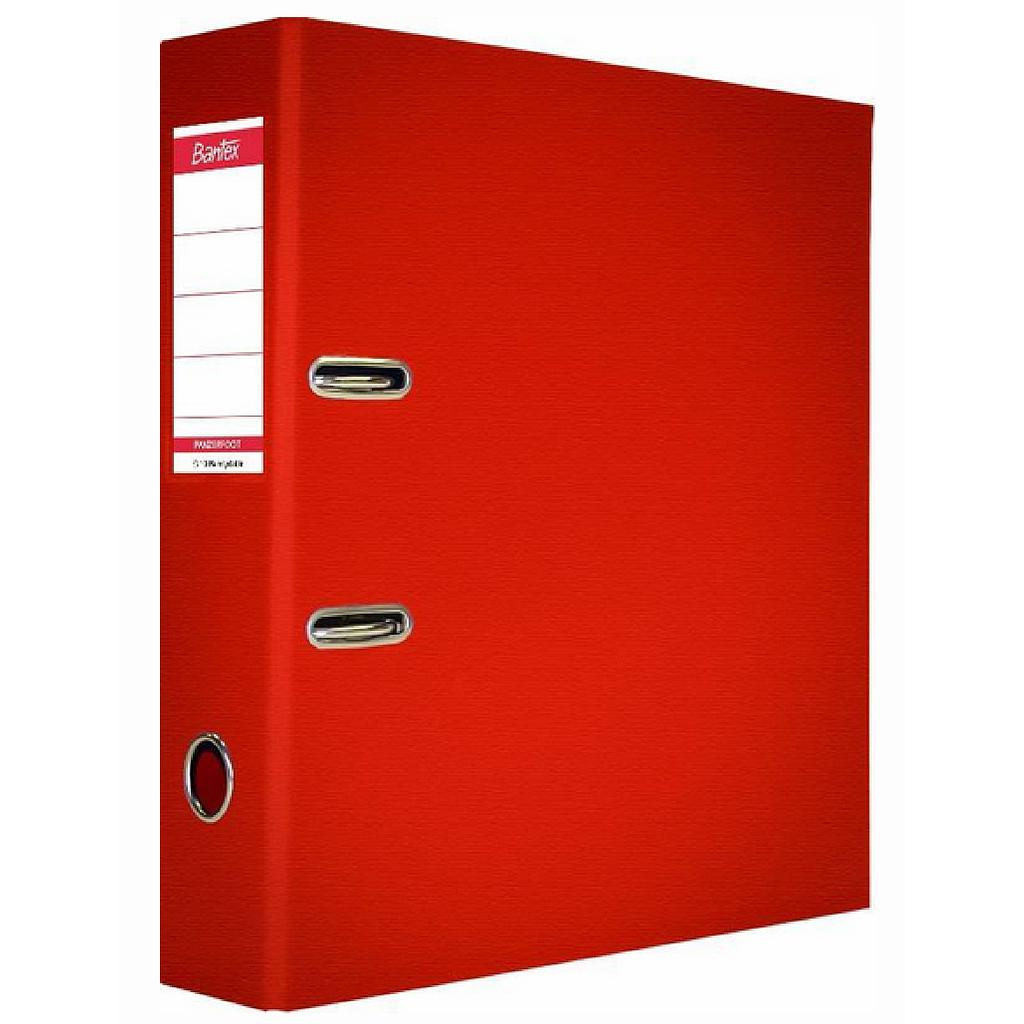 Bantex Lever Arch File A4 70mm Red
