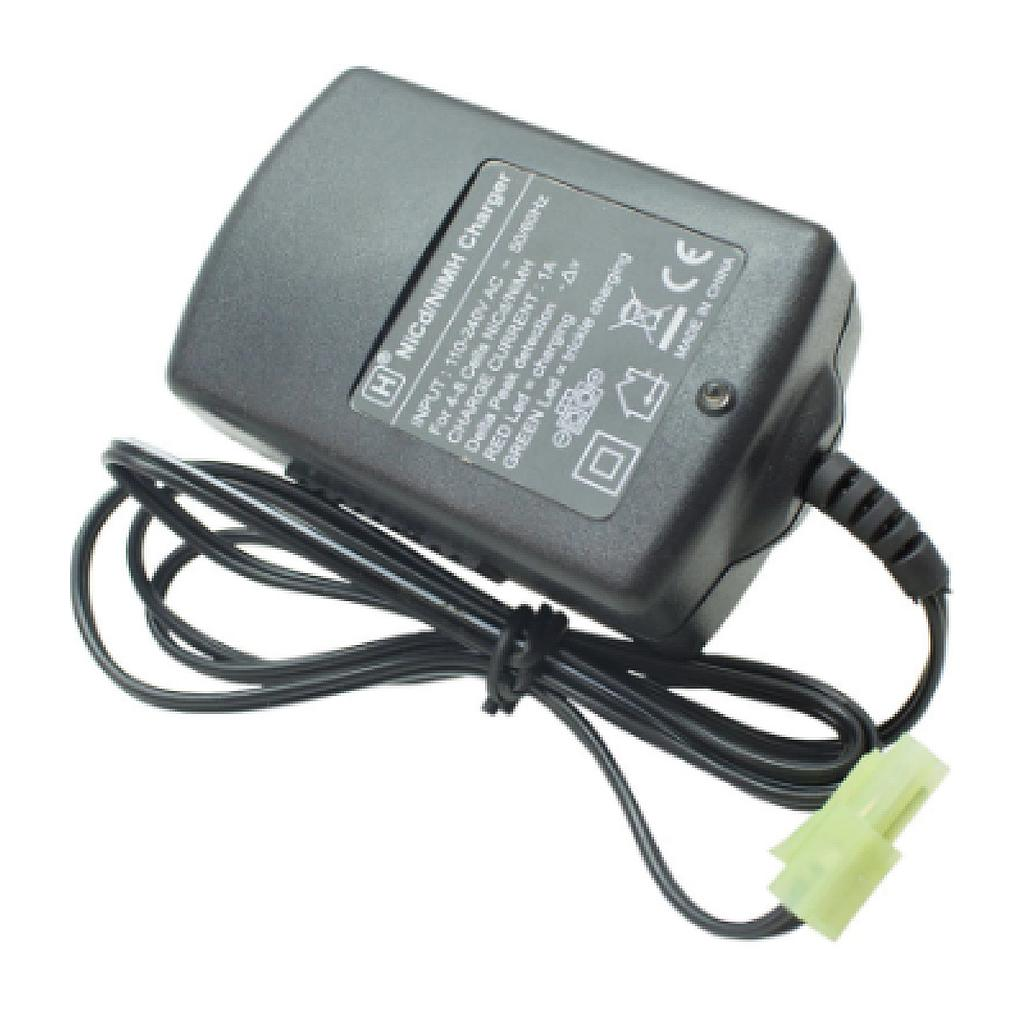 Asg 17620 Auto-Stop Charger 4-8 Cells 1000ma Eu-Ve