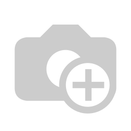 Bantex Optima Magazine A4 70mm Filing Box Orange
