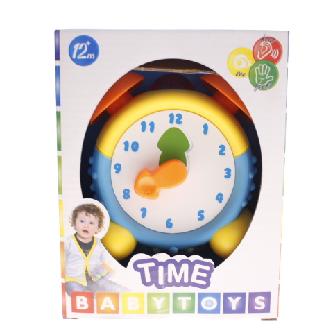 Baby Clock W/Light & Sound