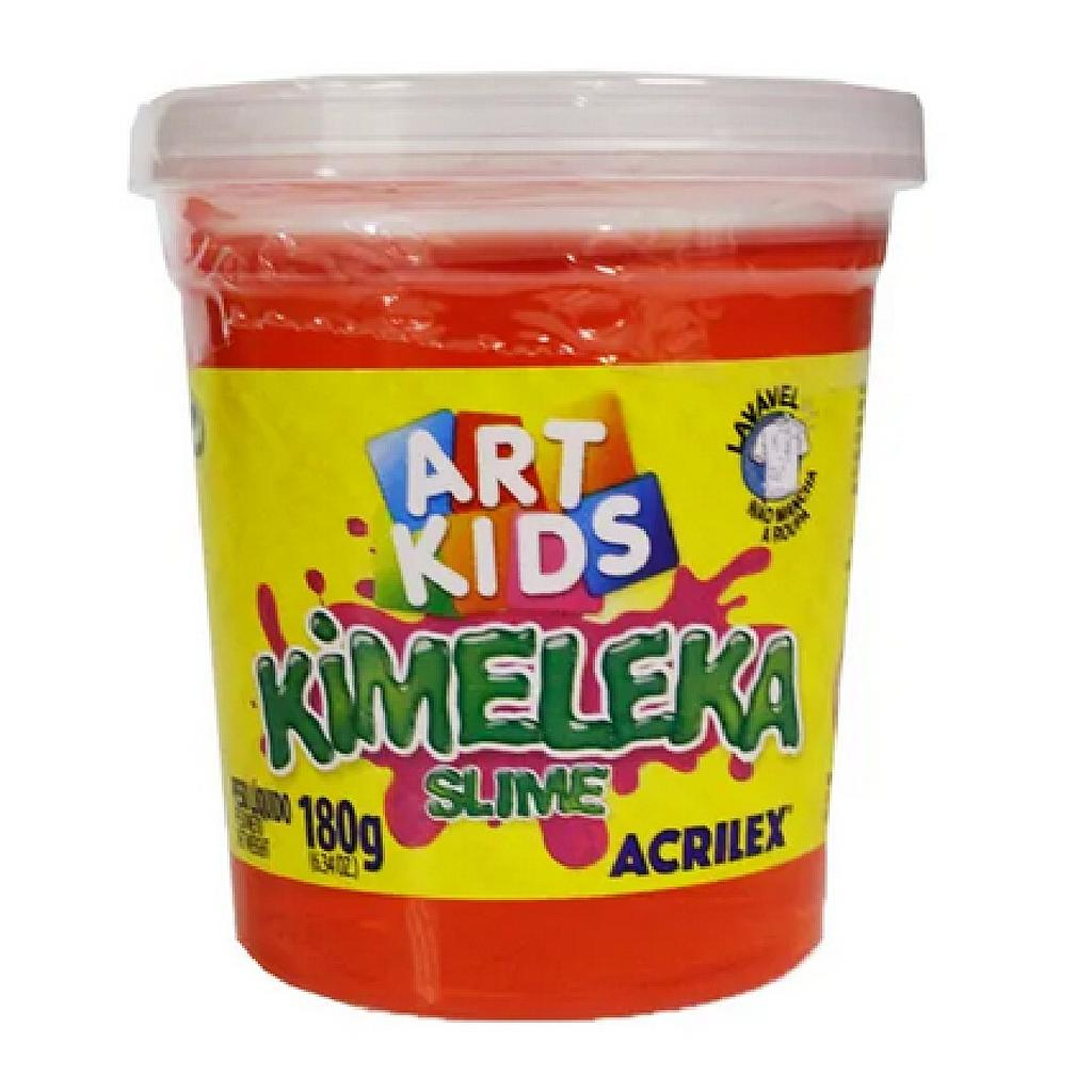 Acrilex Kimeleka Slime 180g Orange