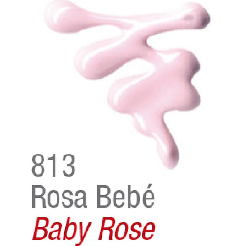 Acrilex 3D Brilliant Paint 35ml Baby Rose